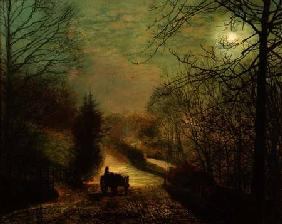 Grimshaw, John Atkinson : Forge Valley