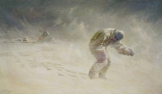 John Charles Dollman - A very gallant gentleman