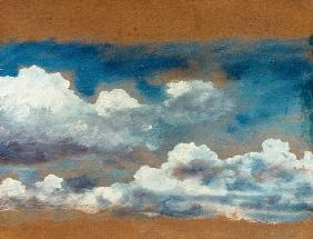 J.Constable, Cloud Study.