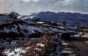 Winter Morning, Barbondale, Barbon, nr Kirby Lonsdale, Cumbria