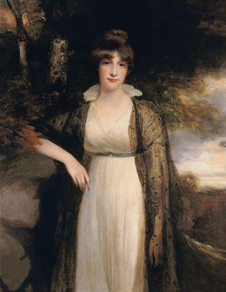 Portrait of Eleanor Agnes Daughter of the 1st Lord Auckland