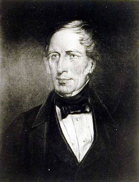 Portrait Of Charles Sturt 1795 1869 At John Michael
