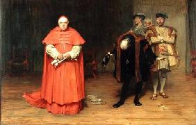 The Disgrace of Cardinal Wolsey (1475-1530)