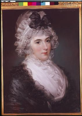Portrait of Mrs Janet Grizel