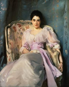 Sargent, John Singer : Lady Agnew of Lochnaw