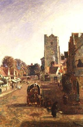 A View of Pinner