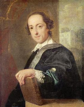 Portrait of Horatio Walpole, 4th Earl of Oxford