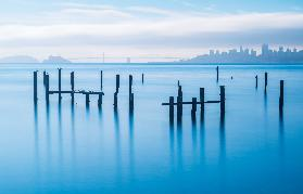 The Old Pier of Sausalito