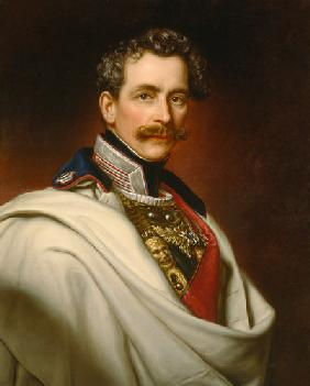 Portrait of the prince Karl of Bavaria (1797-1875)