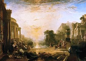 Turner, William : The Decline of the Carthag...