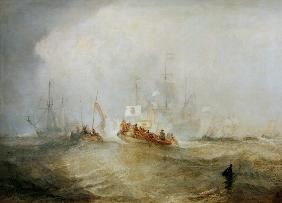 Turner, William : The Prince of Orange, Will...