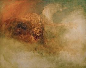 Turner / Death on a Pale Horse / c. 1825