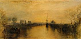 Turner, William : Chichester Canal