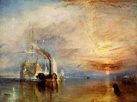 The Fighting Temeraire 1838