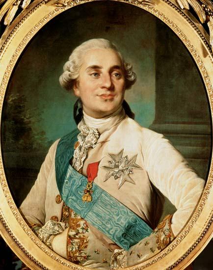 Louis Xvi Portrait