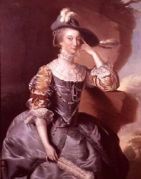 Portrait of Mrs Anne Carver