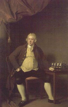 Wright of Derby, Joseph : Sir Richard Arkwright