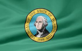 Washington Flagge