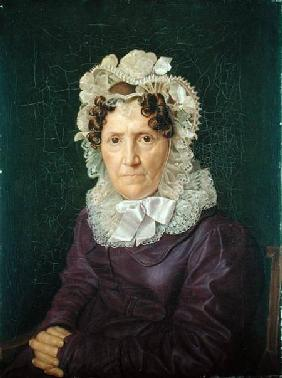 Angel Sophia Hase, the Aunt of the Artist
