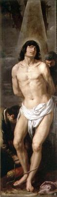 St. Sebastian, before 1653 (oil on canvas)