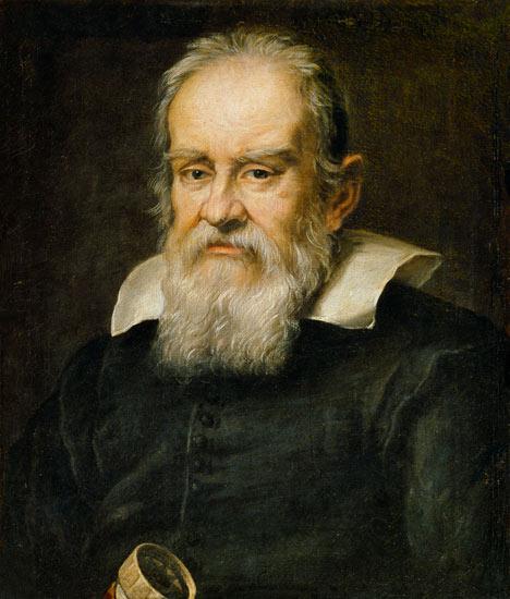 Bildnis Gallileo Galilei. (Schule Suster - Justus ...