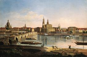 View on Dresden