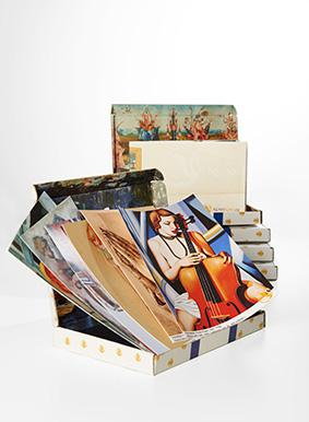 All catalogs : Sample box: All kinds of p...