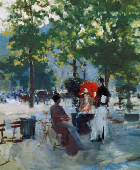 Café in Paris