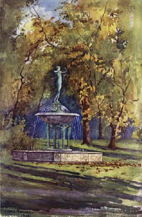 Fountain by Countess Feodor Gleichen, Hyde Park