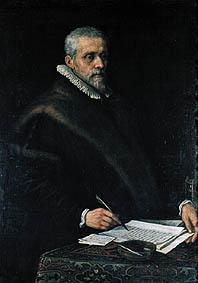 Portrait the Leonardo Armano (Leonhard Hermann)