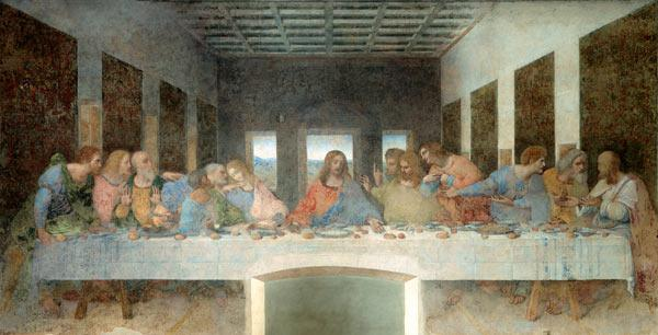 The Last Supper  1494–97