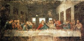 The Last Supper (bevor restauration)