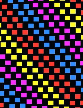 Colourful Squares