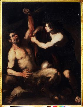 Giordano, Luca : Marsyas and Apollo