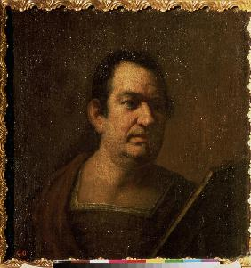 Giordano, Luca : Portrait of a man