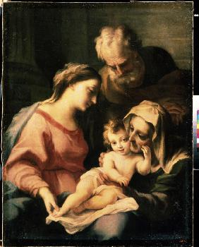 Giordano, Luca : The Holy Family