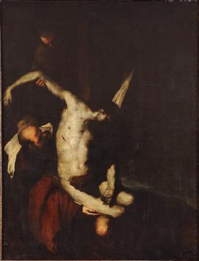 Giordano, Luca : The Descent from the Cross