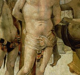 Signorelli, Luca : Flagellation of Christ (de...
