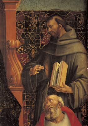 Signorelli, Luca : Francis of Assisi