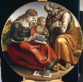 Signorelli, Luca : Holy Family