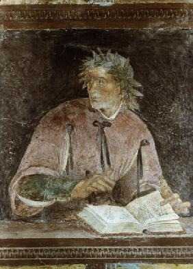 Signorelli, Luca : Horace, Ideal.portrait