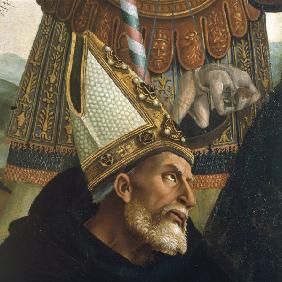 Head of St. Augustine