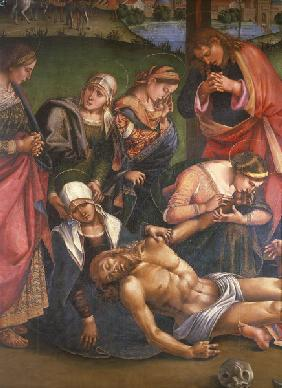 Signorelli, Deposition from the Cross
