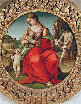 Virgin with Child, 1495/98