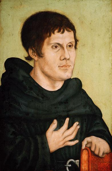 Portrait of Martin Luther (1483-1546)