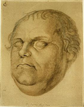 Posthumous Portrait, Martin Luther