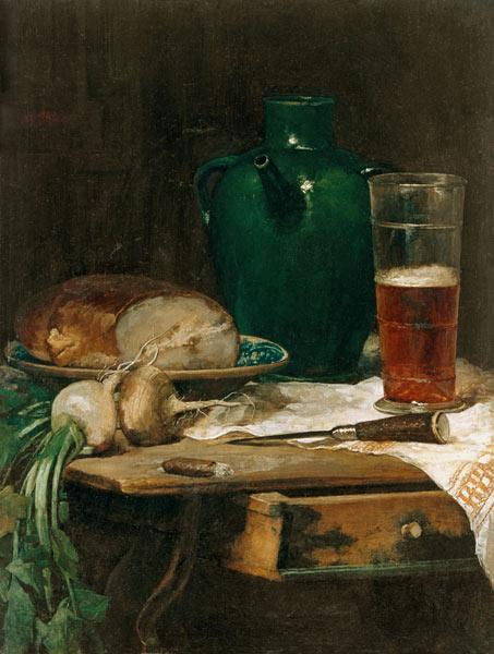 Eibl, Ludwig : Quiet life with bread and ...