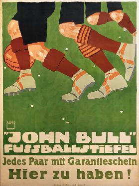 JOHN BULL FOOTBALL BOOTS. Every couple with guarantee certificate. To have here!