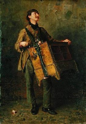 Knaus, Ludwig : The Hurdy-Gurdy Man