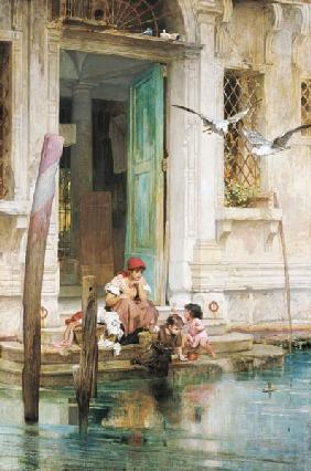 By the Canal, Venice